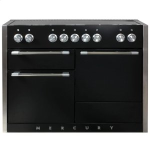 Matte Black AGA Mercury Induction Range  AGA Ranges - MATTE BLACK