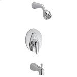 American StandardCeramix Bath/Shower Faucet Trim Kits - Polished Chrome