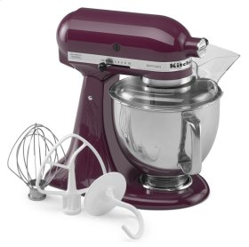Artisan® Series 5 Quart Tilt-Head Stand Mixer - Boysenberry