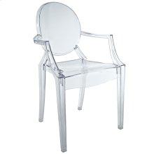 Casper Kids Chair in Clear