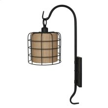 Shepard Hook Wall Sconce