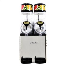 2 Three Gallon Bowl Slushy/Granita Machine