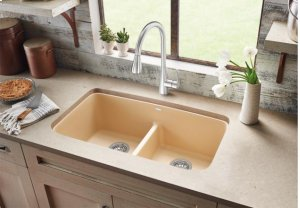 Blanco Valea® Equal Double Bowl With Low-divide - Anthracite
