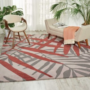 Contour Con14 Beige Rectangle Rug 3'6'' X 5'6''