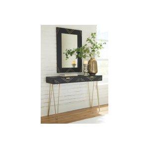 AshleySIGNATURE DESIGN BY ASHLEYConsole Table w/Mirror (2/CN)