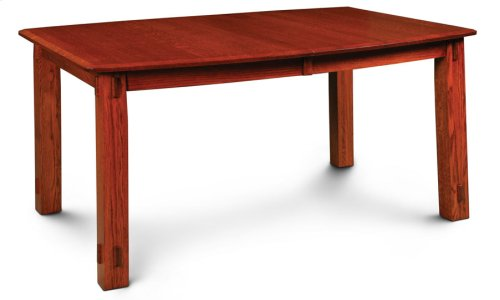 McCoy Leg Table, Solid Top