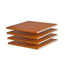Shelf for Family Wardrobes, Honey Pine