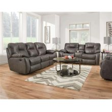 Southern Motion Reclining Sofa - Power Recline