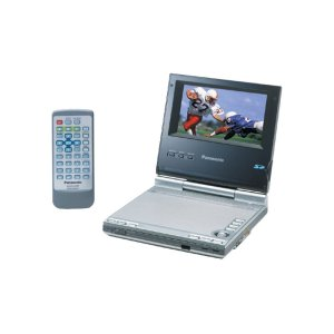 PanasonicPalmTheater ® Portable DVD-Video Player
