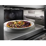 "Kitchenaid 30"" Combination Wall Oven With Even-Heat™ True Convection (Lower Oven) - Black"