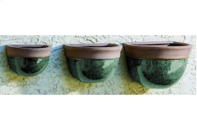 Decorative Wall Planter - Set of 3
