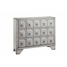 Mohala 3-drawer Chest In Aegean Mist