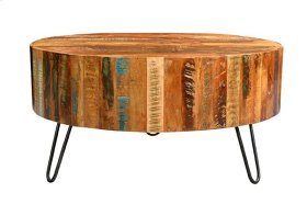 Tulsa SBA-1091A Round Coffee Table