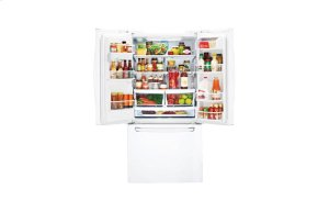 RED HOT BUY! 24.2 cu. ft. Ultra Capacity 3-Door French Door Refrigerator