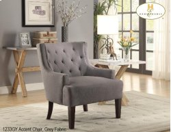 Wing Chair Tufted Teal