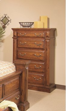 Chest - Antique Pine Finish