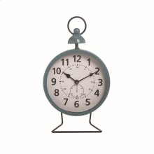 Bluebell Table Clock