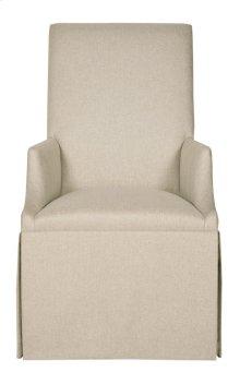 Tessa Skirted Arm Chair