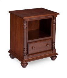 Savannah Nightstand with Opening