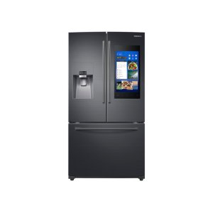 Samsung24 cu. ft. Capacity 3 -Door French Door Refrigerator with Family Hub (2017)