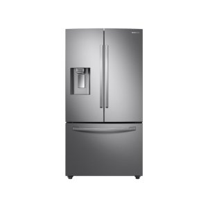 Samsung28 cu. ft. 3-Door French Door Refrigerator with AutoFill Water Pitcher in Stainless Steel