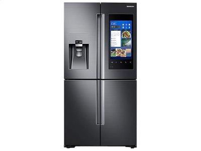 22 cu. ft. Capacity Counter Depth 4-Door Flex Refrigerator with Family Hub (2017) Product Image