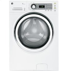 GE® ENERGY STAR® 4.1 DOE Cu. Ft. Capacity Frontload Washer