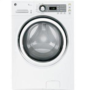 GE® ENERGY STAR® 4.1 DOE Cu. Ft. Capacity Frontload Washer
