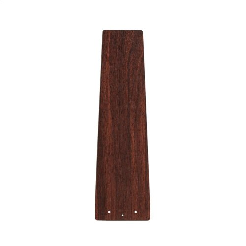 "Arkwright 38"" Reversible Wood Blade Clear Oil Brushed Bronze"