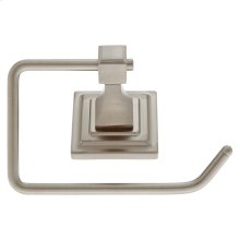 Satin Nickel Gradus Euro Paper Holder