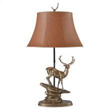 Roosevelt Elk Table Lamp