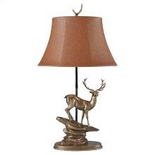 Roosevelt Elk Table Lamp