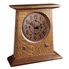 Oak Bracket Clock