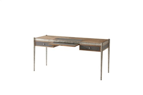 Thought Writing Table, Echo Oak