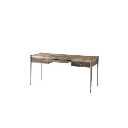 Thought Writing Table, Echo Oak