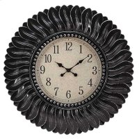 CLOCK ANTIQUE BLACK Product Image
