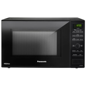 1.2 Cu. Ft. Countertop Microwave Oven with Inverter Technology - Black - NN-SD654B - BLACK