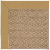 Creative Concepts-Raffia Canvas Brass Machine Tufted Rugs