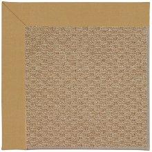 Creative Concepts-Raffia Canvas Brass Machine Tufted Rugs