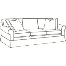 Benton Skirted Estate Sofa