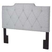 4/6-5/0 Full/Queen Uph HB Fabric:Marmor