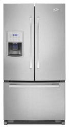 35-inches wide Gold® Counter-Depth French Door Refrigerator - 20 cu. ft. Product Image