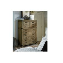Metalworks Drawer Chest