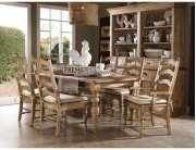 Farmhouse Leg Table Product Image