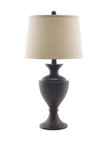 Gaby Copper Urn Table Lamp