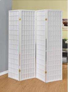 4 Panel Folding Screen
