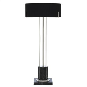 Winsland Nickel Table Lamp