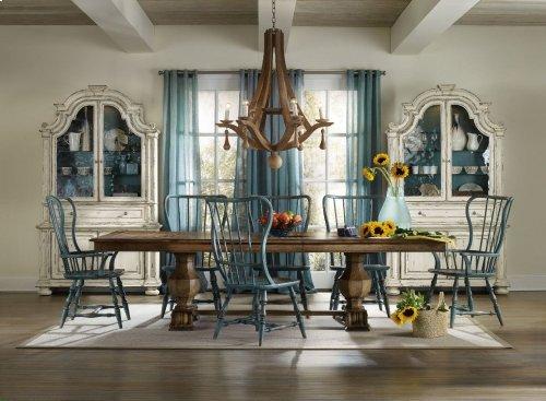 Sanctuary Dining Cabinet Hutch