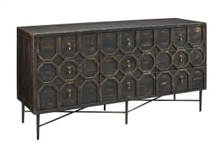 Maze Chest of Drawers