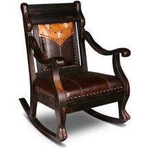 Buckaroo Rocking Chair